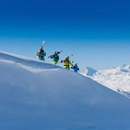 Traumhafte Skitouren! Foto: Tauplitzer Fremdenverkehrsges.m.b.H.